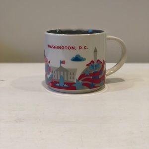 DC Starbucks Mug